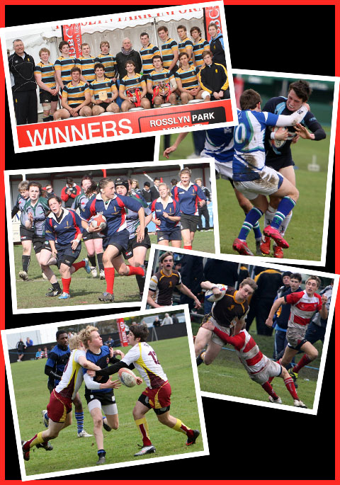 Rosslyn Park HSBC National Schools Sevens